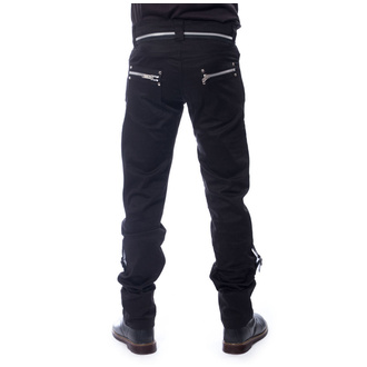 Pantaloni da uomo Vixxsin - KORE - NERO, VIXXSIN