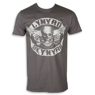 t-shirt metal uomo Lynyrd Skynyrd - BIKER PATCH - PLASTIC HEAD, PLASTIC HEAD, Lynyrd Skynyrd