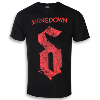 t-shirt metal uomo Shinedown - THE VOICES - PLASTIC HEAD, PLASTIC HEAD, Shinedown