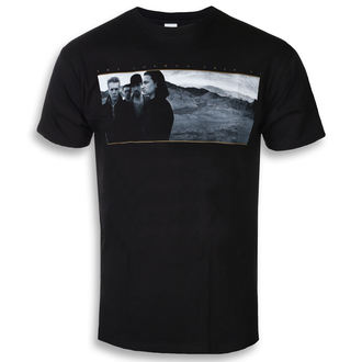 t-shirt metal uomo U2 - JOSHUA TREE - PLASTIC HEAD, PLASTIC HEAD, U2