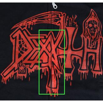 felpa da uomo Death - Spirituale Guarigione - RAZAMATAZ - ZH121 - DANNEGGIATO, RAZAMATAZ, Death