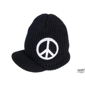 beanie con visiera Peace 1