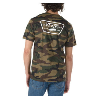 t-shirt street uomo - FULL PATCH BACK S - VANS, VANS