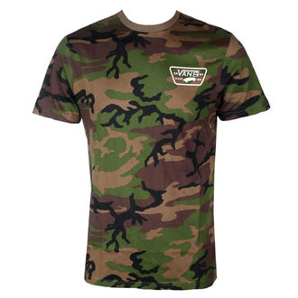 t-shirt street uomo - FULL PATCH BACK S - VANS, VANS