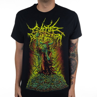 t-shirt metal uomo Cattle Decapitation - Justice Reaper - INDIEMERCH, INDIEMERCH, Cattle Decapitation