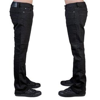 Pantaloni Uomo (jeans) WORNSTAR - Essentials - Trailblazer Nero Denim, WORNSTAR