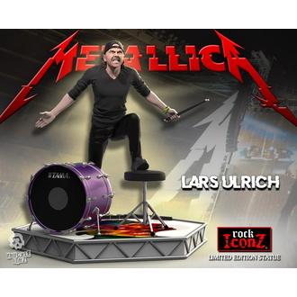 Action Figure Metallica - Lars Ulrich - Edizione Limitata - KNUCKLEBONZ, KNUCKLEBONZ, Metallica