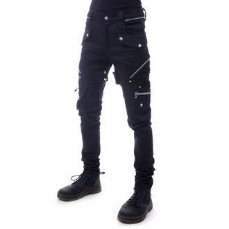 pantaloni VIXXSIN - LAST RESORT - NERO, VIXXSIN