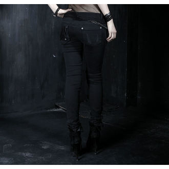 pantaloni (jeans) PUNK RAVE - Destroyer - K-134