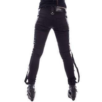 Pantaloni Vixxsin - LEVANT - NERO, VIXXSIN