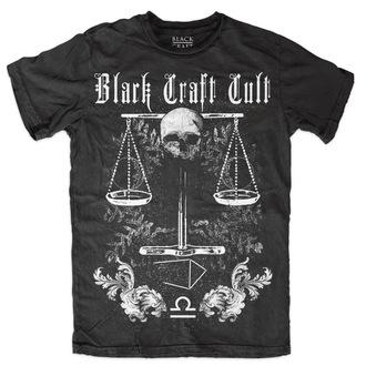 t-shirt uomo - Libra - BLACK CRAFT, BLACK CRAFT