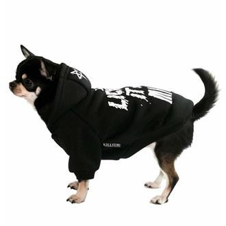 Vestito per cani (felpa con cappuccio) KILLSTAR - Lick, KILLSTAR