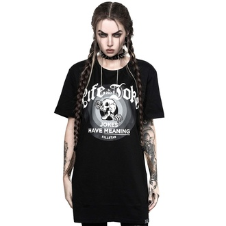Maglietta unisex KILLSTAR - Life Is No Joke, KILLSTAR
