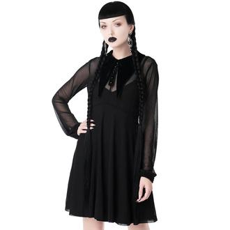 Vestito con maniche lunghe KILLSTAR - Lily Of The Alley Collar, KILLSTAR