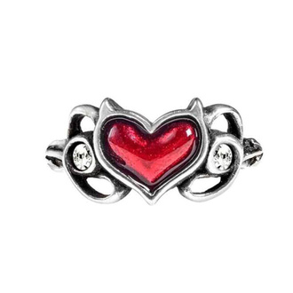 Anello ALCHEMY GOTHIC - Little Devil Heart, ALCHEMY GOTHIC