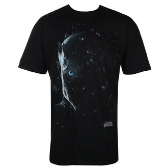 t-shirt film uomo Hra o trůny - WHITE WALKER - LIVE NATION, LIVE NATION