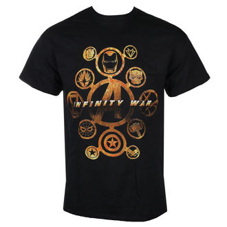 t-shirt film uomo Avengers - INFINITY WAR - LIVE NATION, LIVE NATION