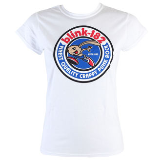 t-shirt metal donna Blink 182 - Bunny Seal - LIVE NATION, LIVE NATION, Blink 182