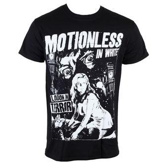 t-shirt metal uomo Motionless in White - London Terror - LIVE NATION, LIVE NATION, Motionless in White