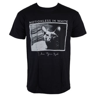 t-shirt metal uomo Motionless in White - Cat - LIVE NATION, LIVE NATION, Motionless in White