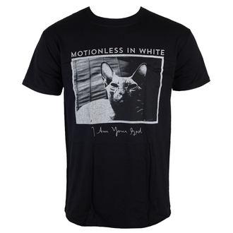 t-shirt metal uomo Motionless in White - Cat - LIVE NATION, LIVE NATION, Motionless in White