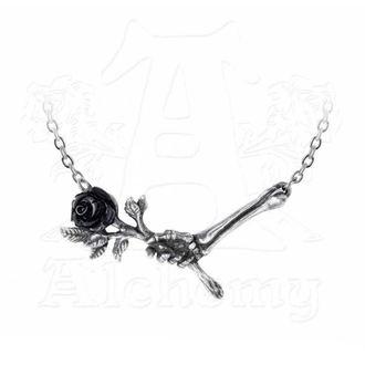 collana con pendente ALCHEMY GOTHIC - Love Never Dies, ALCHEMY GOTHIC