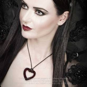 Collana ALCHEMY GOTHIC - Love Over Death, ALCHEMY GOTHIC