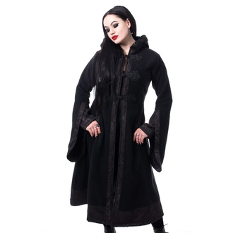Cappotto da donna Poizen Industries - LUELLA - NERO, POIZEN INDUSTRIES