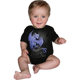 Body da bambini SPIRAL - POCKET DRAGON - Nero, SPIRAL
