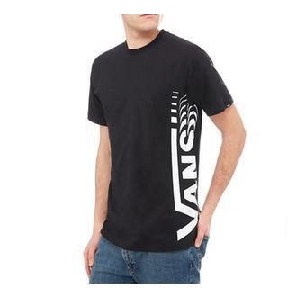t-shirt street uomo - DISTORTED SS - VANS, VANS