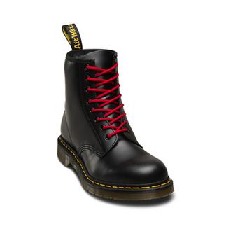Lacci da scarpe Dr. Martens - 140cm (8-10x occhiello) - Rosso, Dr. Martens