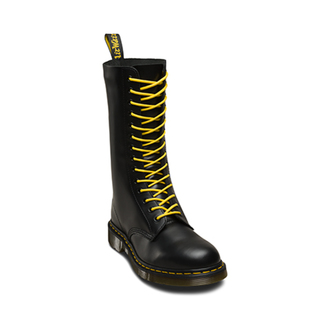 Lacci da scarpe Dr. Martens - 210cm (12-14x occhiello) - Giallo, Dr. Martens