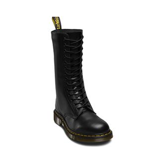 Lacci da scarpe Dr. Martens - 210cm (12-14x occhiello) - Nero, Dr. Martens