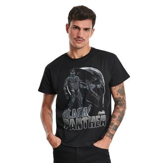 Maglietta da uomo Black Panther - Logo - Marvel Comics, NNM, Marvel Comics