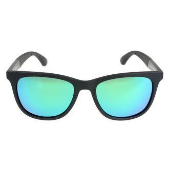 Occhiali da sole MEATFLY - FRIZIONE D 4/17/55 - NERO, MEATFLY