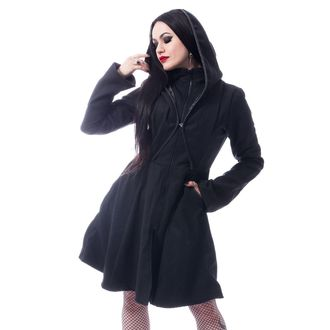 Cappotto Poizen Industries - MELINA - NERO, POIZEN INDUSTRIES