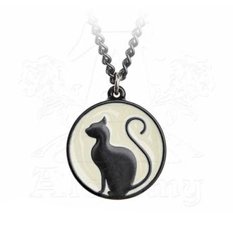 Collana ALCHEMY GOTHIC - Meow At The Moon, ALCHEMY GOTHIC