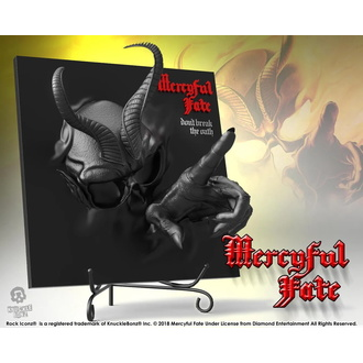 Immagine (3D vinile) Mercyful Fate - Statue Don't Break the Oath Darkness Version - KNUCKLEBONZ, KNUCKLEBONZ, Mercyful Fate