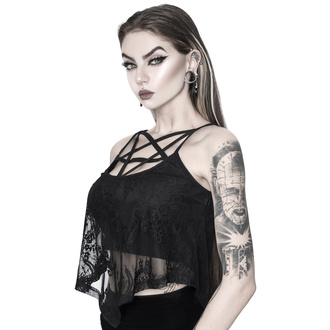 Tank Top da donna della KILLSTAR - Midnight Sun, KILLSTAR