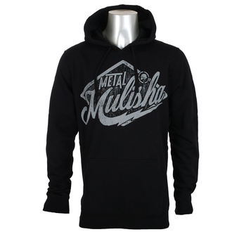 felpa con capuccio uomo - GREASE - METAL MULISHA, METAL MULISHA