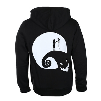 Felpa con cappuccio da uomo Nightmare Before Christmas - Skull Pocket - Nero, BIL, Nightmare Before Christmas