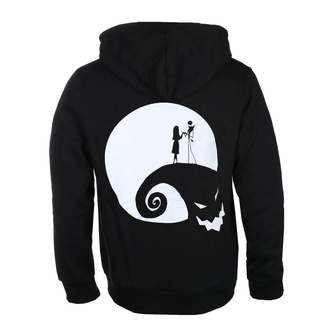 Felpa con cappuccio da uomo Nightmare Before Christmas - Oogie Boogie - Nero, BIL, Nightmare Before Christmas