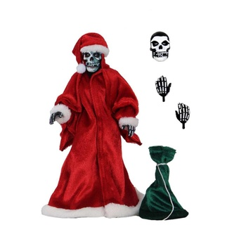 Action Figure Misfits - Action Figure Retrò Holiday Fiend, NNM, Misfits