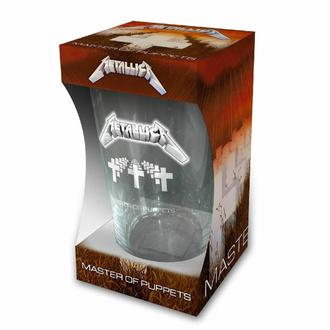 Bicchiere METALLICA - MASTER OF PUPPETS - RAZAMATAZ, RAZAMATAZ, Metallica