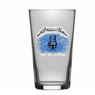 Bicchiere METALLICA - RIDE THE LIGHTNING - RAZAMATAZ, RAZAMATAZ, Metallica