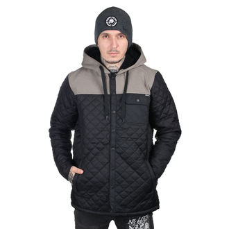 giacca invernale - TREAD QUILTED - METAL MULISHA, METAL MULISHA