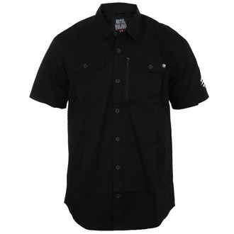 Uomo Camicia METAL MULISHA - RATCHET S / S, METAL MULISHA