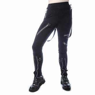 Pantaloni da donna (leggins) CHEMICAL BLACK - MORWENNA - NERO, CHEMICAL BLACK