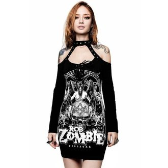 vestito KILLSTAR - ROB ZOMBIE - Trionfo - NERO, KILLSTAR, Rob Zombie