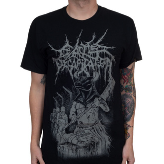 t-shirt metal uomo Cattle Decapitation - Decapitation Of Cattle - INDIEMERCH, INDIEMERCH, Cattle Decapitation